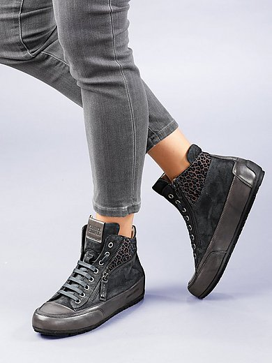 Candice Cooper - Les sneakers hauteur chevilles modèle Beverly