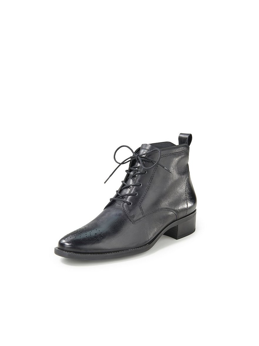 Knöchelhohe Schnür-Stiefelette Paul Green schwarz Größe: 40|5 | Schuhe > Stiefel > Schnürstiefel | Paul Green
