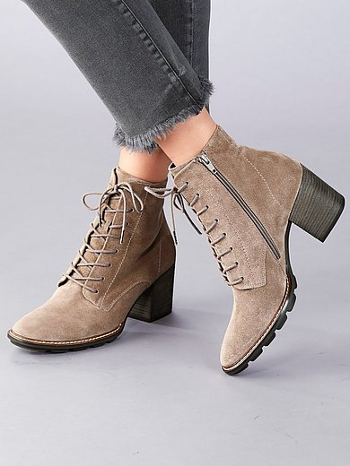 stiefelette taupe paul green