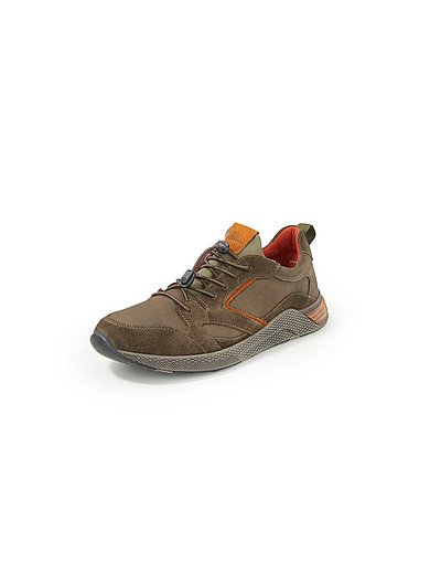 Sioux - Sneakers Denjalo with quick-tie laces