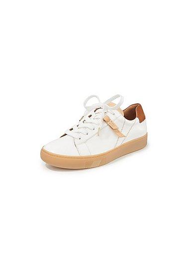 Paul Green - Sneakers van plantaardig gelooid kalfsnappaleer
