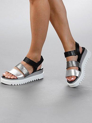 Gabor - Plateau-Sandale mit Best fitting