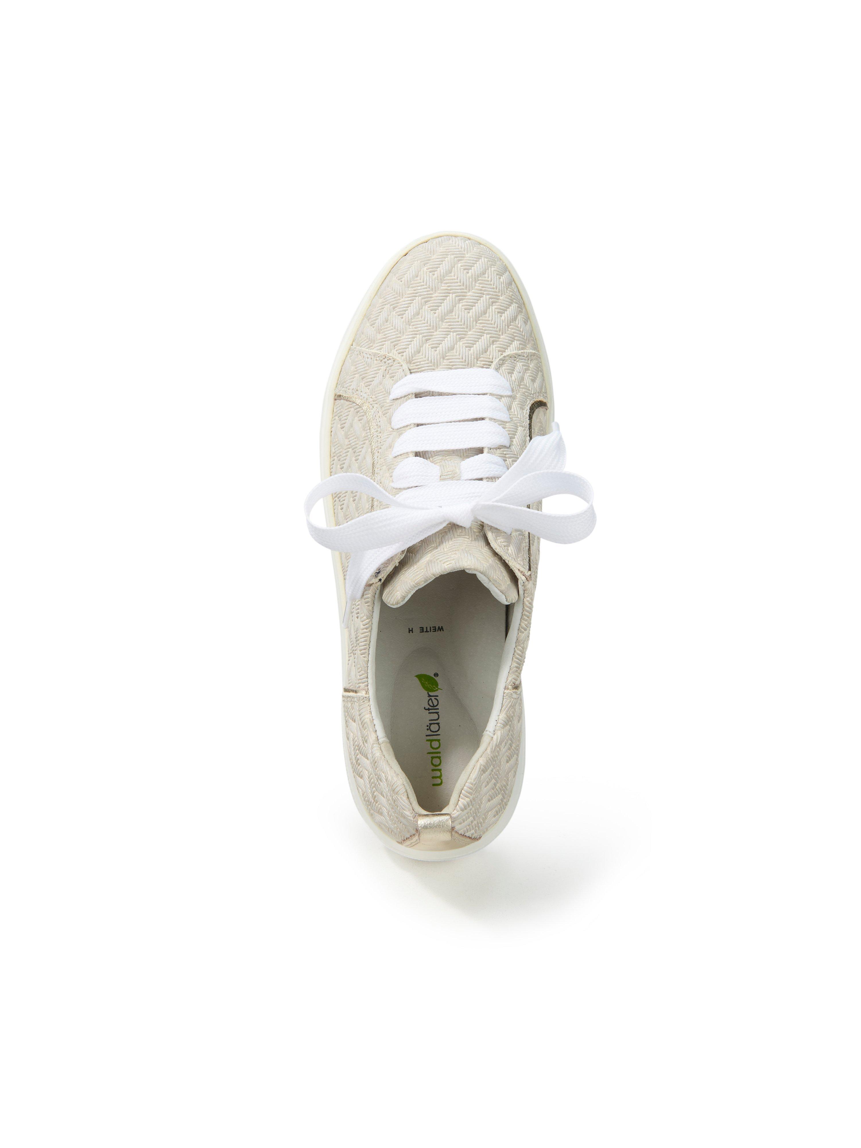 Sneakers H-Vivien Fra Waldläufer beige