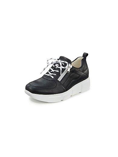 Waldläufer - Sneakers Lou van rundleer