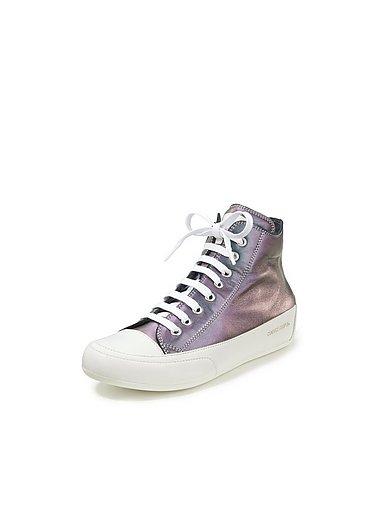 Candice Cooper - Enkelhoge sneakers Plus van kalfsnappaleer