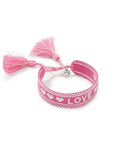 Lua Accessoires - Armband Love