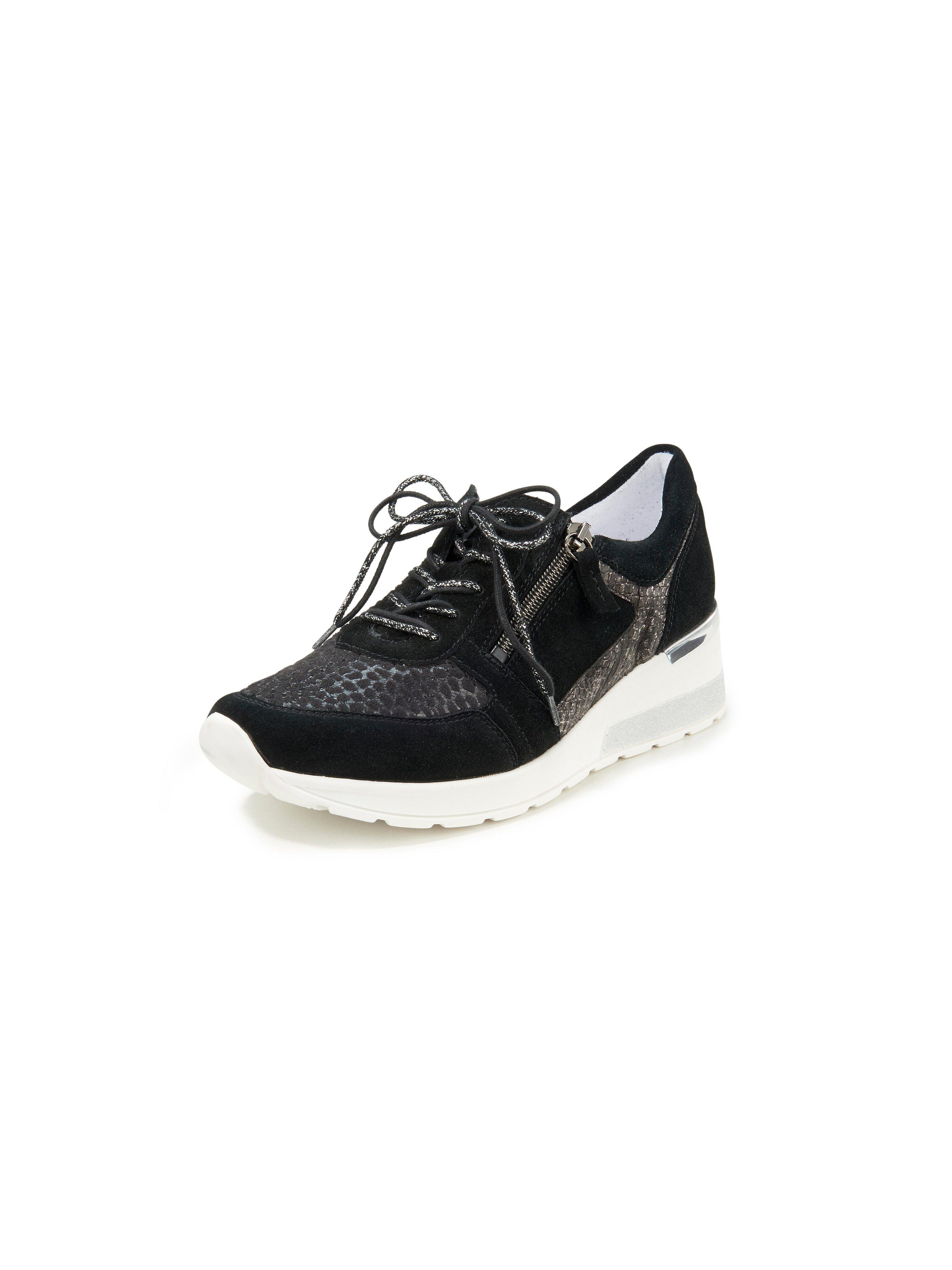 Sneakers Clara Waldläufer Orthotritt black
