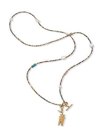 Juwelenkind - Kette aus bunten Perlen