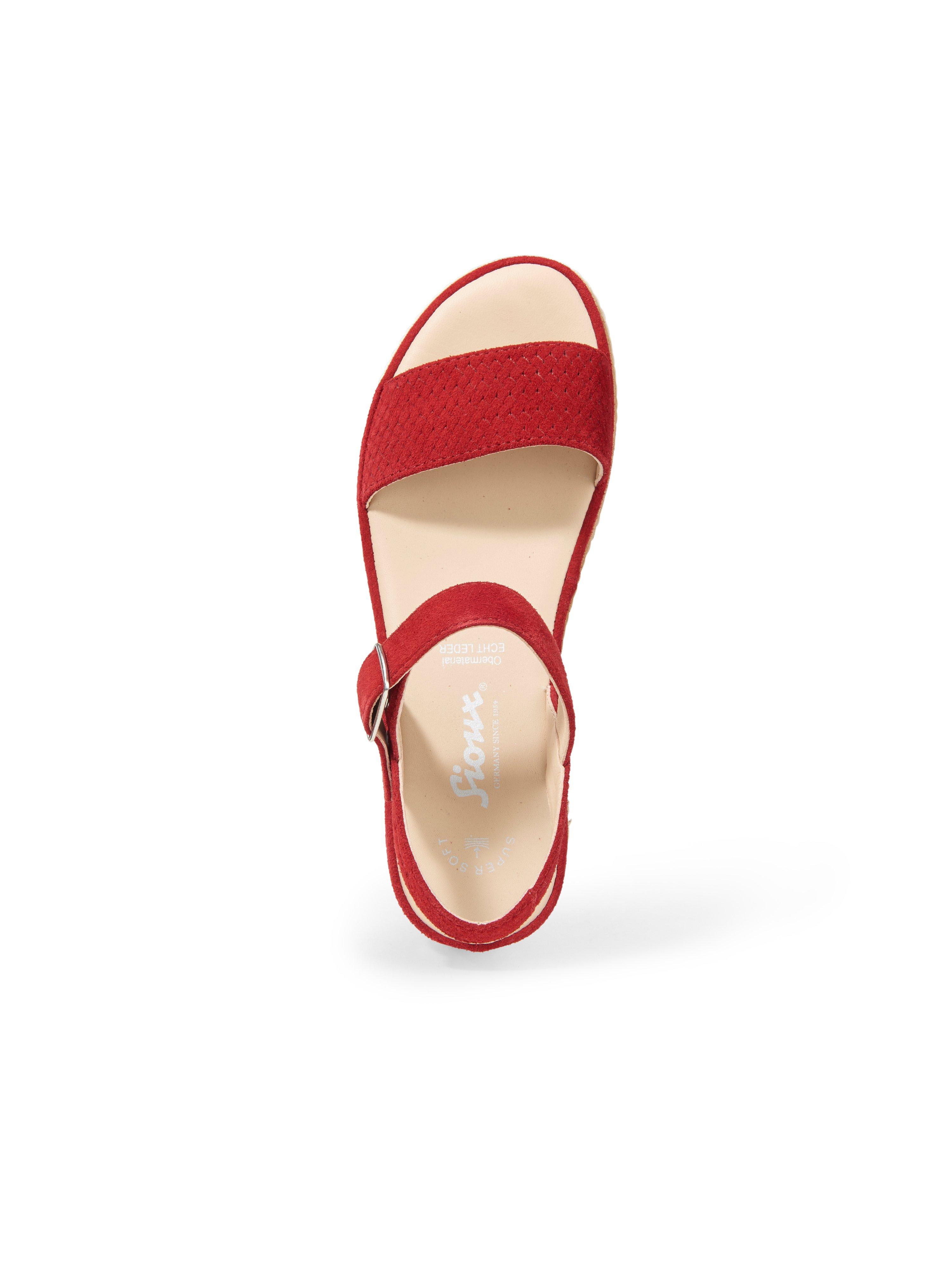 Sandaler gederuskind Fra Sioux rød