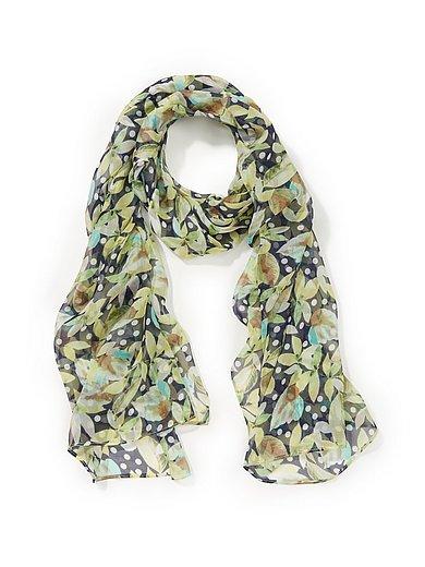 Uta Raasch - Sjaaltje van 100% zijde met print