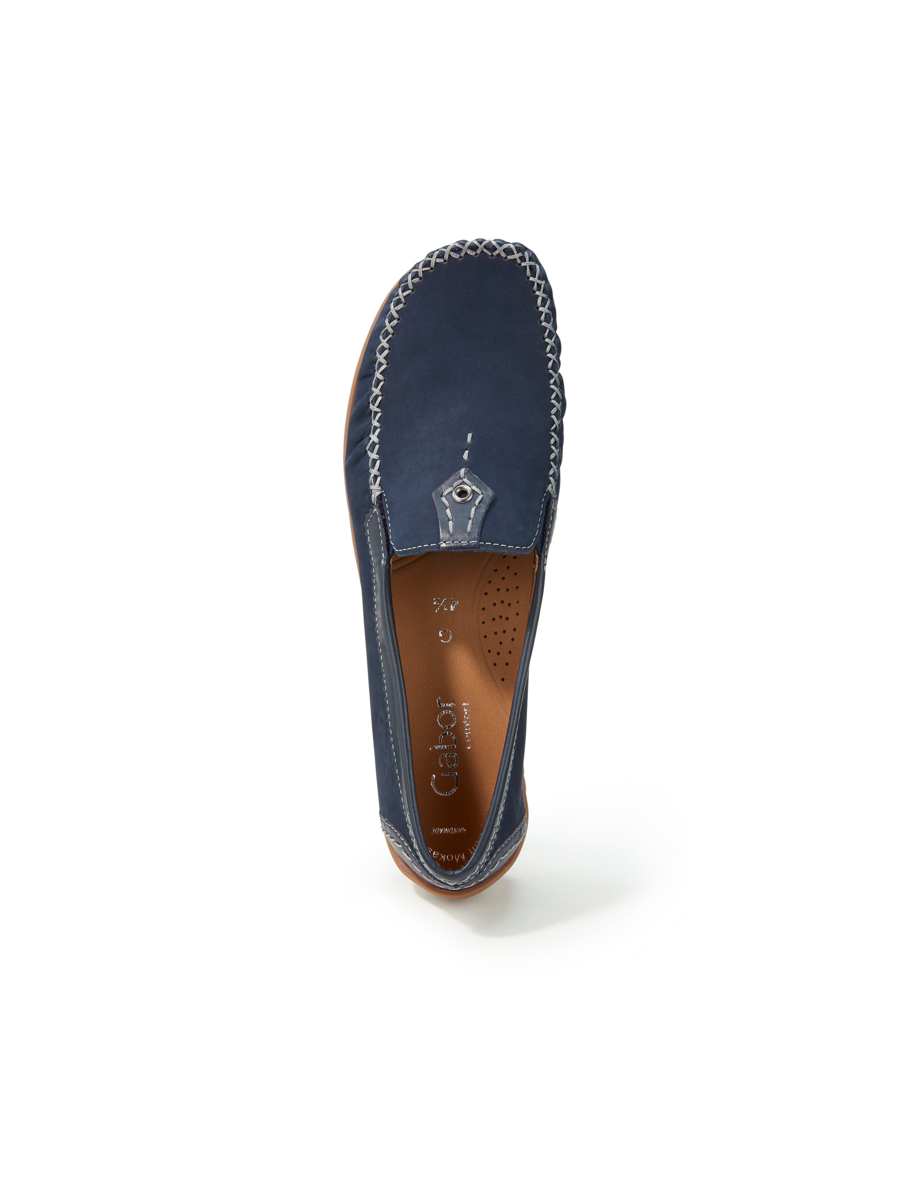 Mokkasiner Fra Gabor Comfort blå