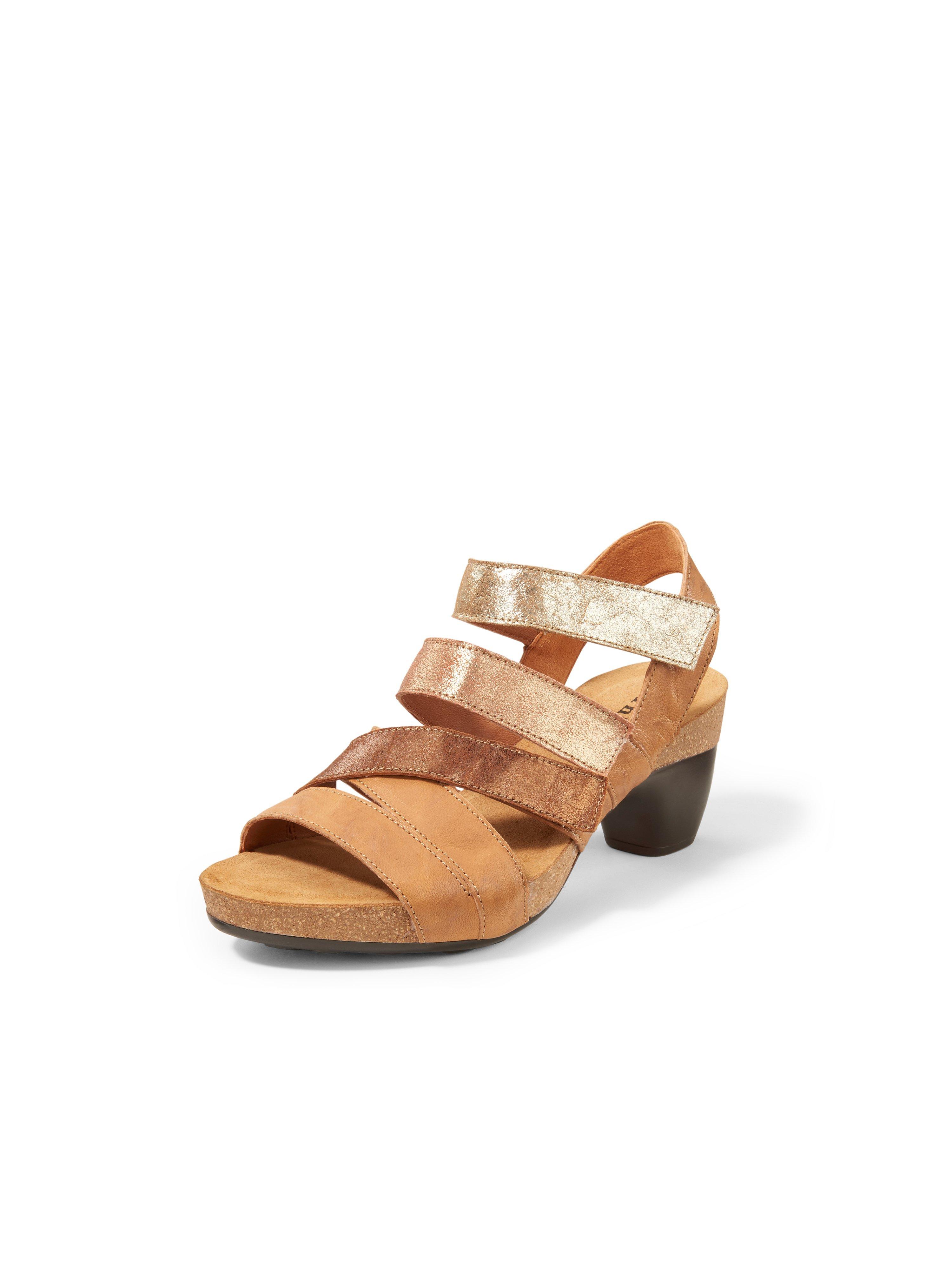 Platform sandals Traudi Think! brown
