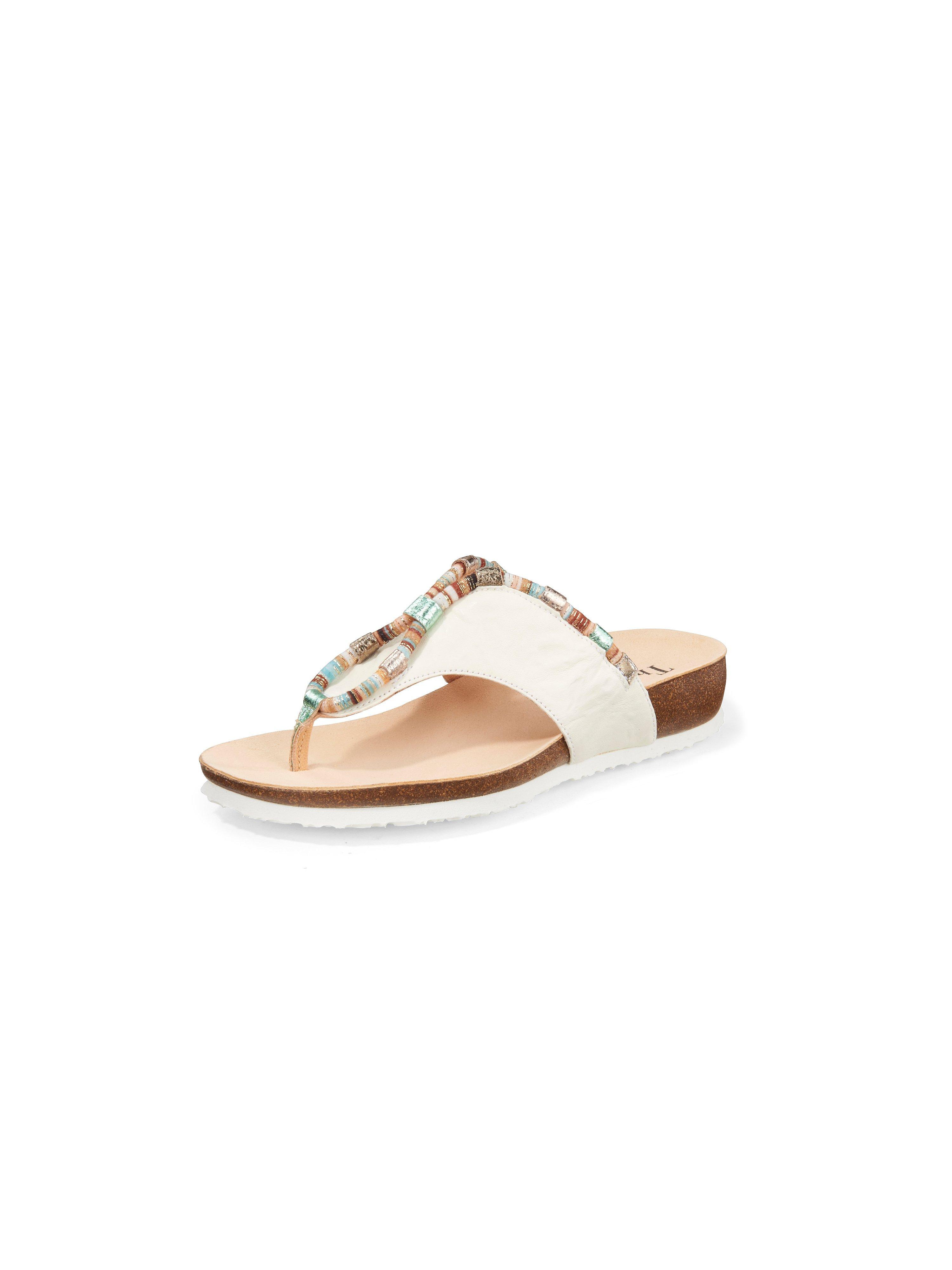 Thong sandals Julia Think! white