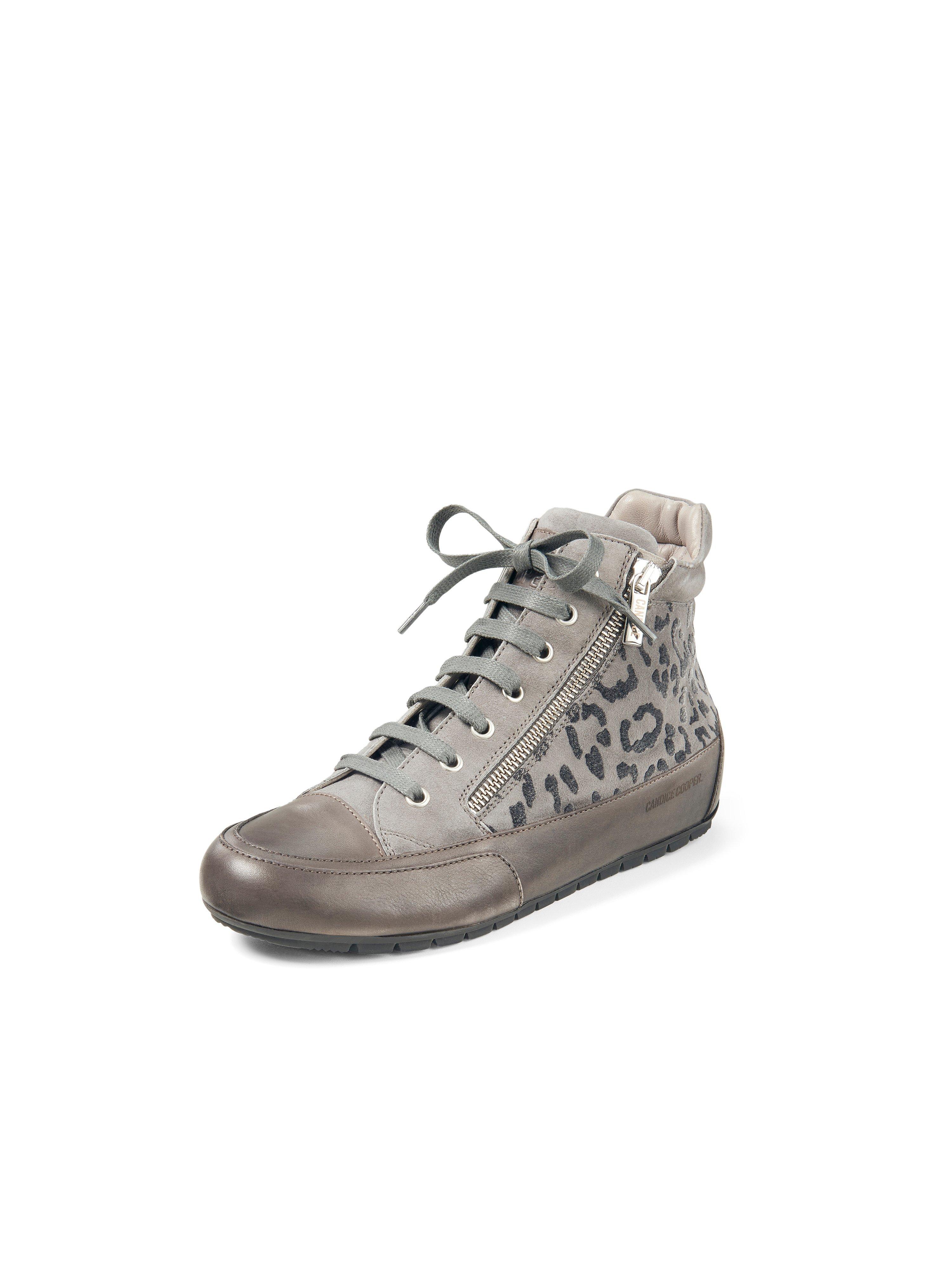 Enkelhoge sneakers Montreal Van Candice Cooper grijs