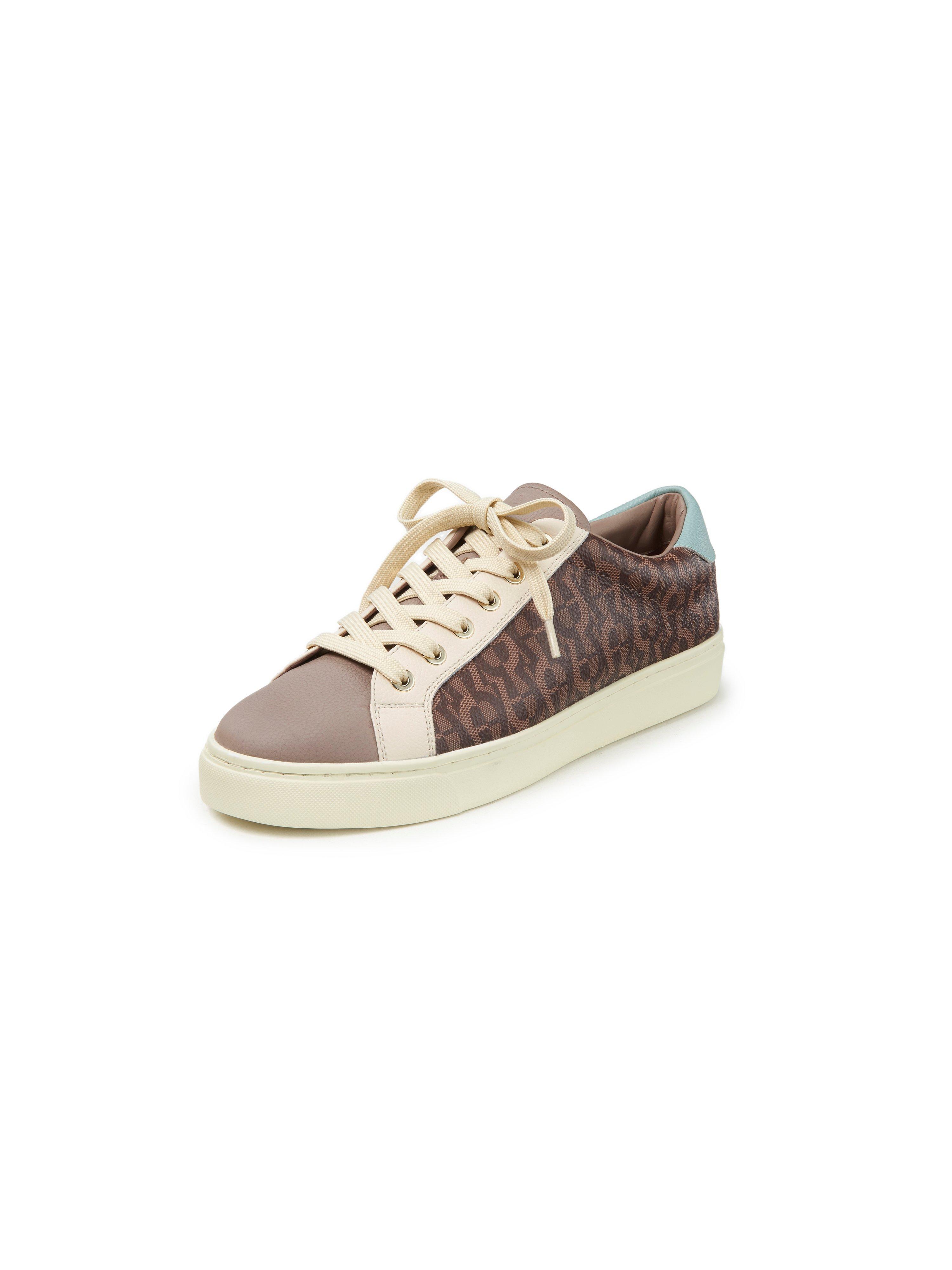 Sneakers Diane logoprint Van Aigner paars