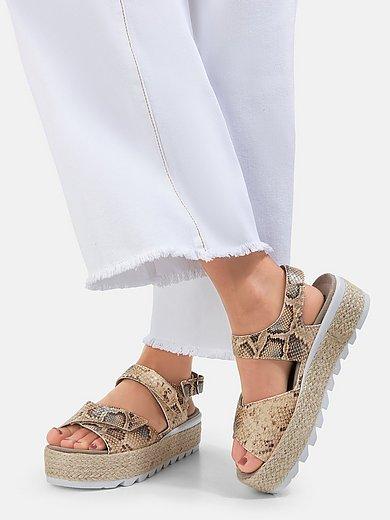 Semler - Les sandales à semelle plateforme