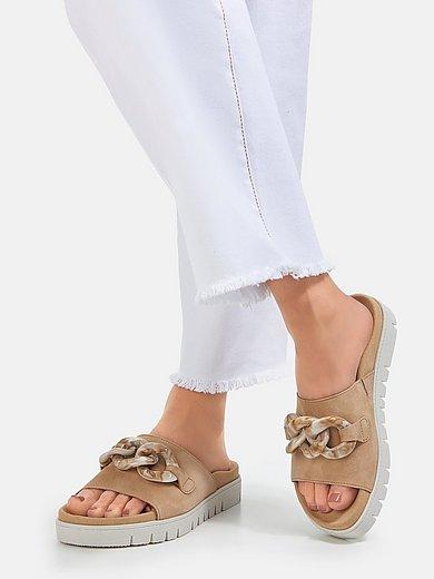 Gabor - Slippers met plateauzool