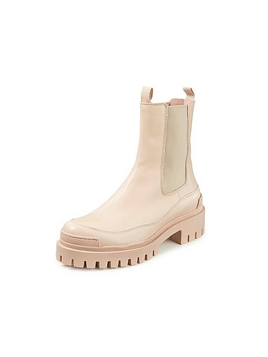 Marc Cain - Ankle boots in calf nappa leather