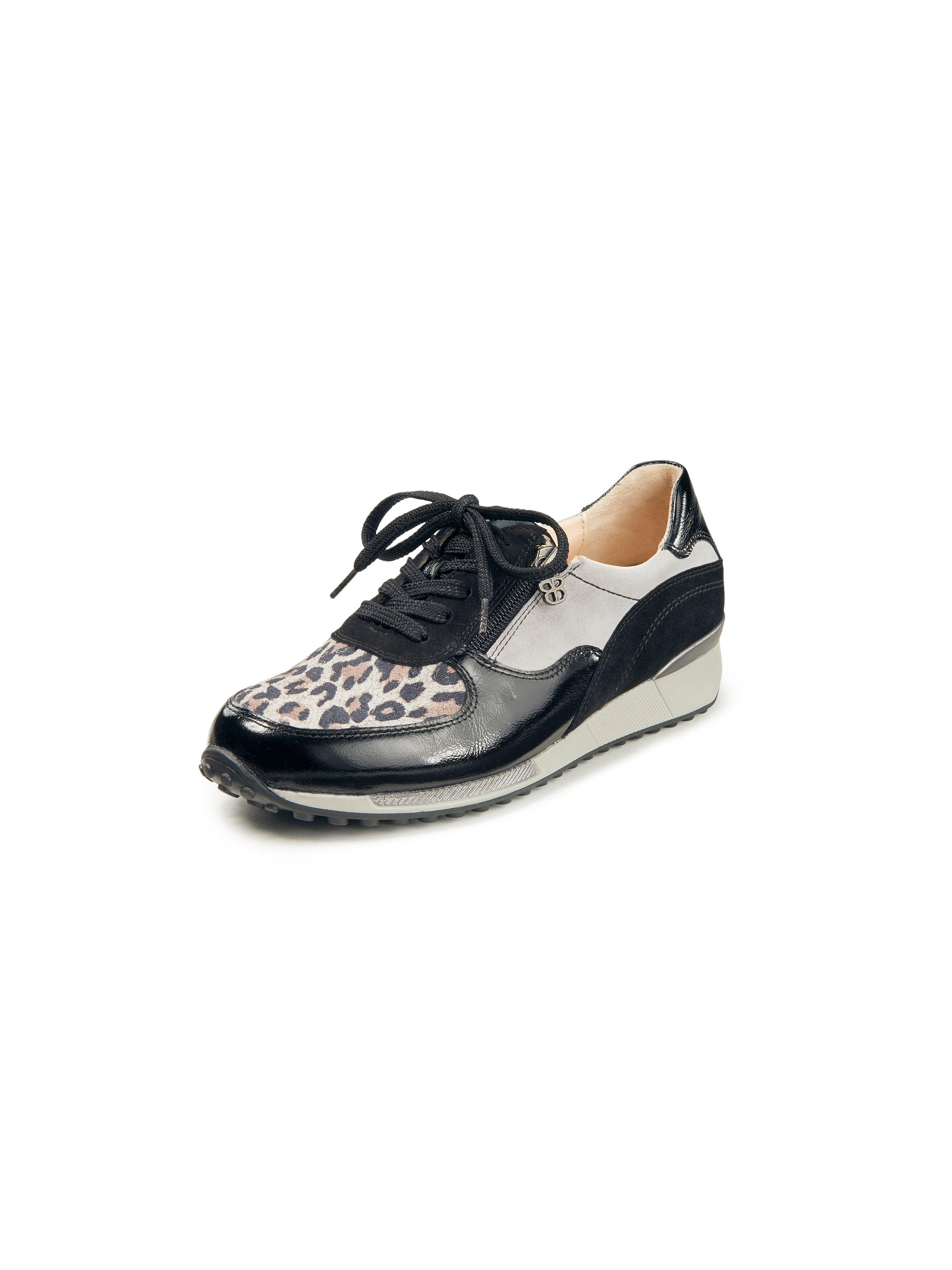 Sneakers Jule Van Basler zwart