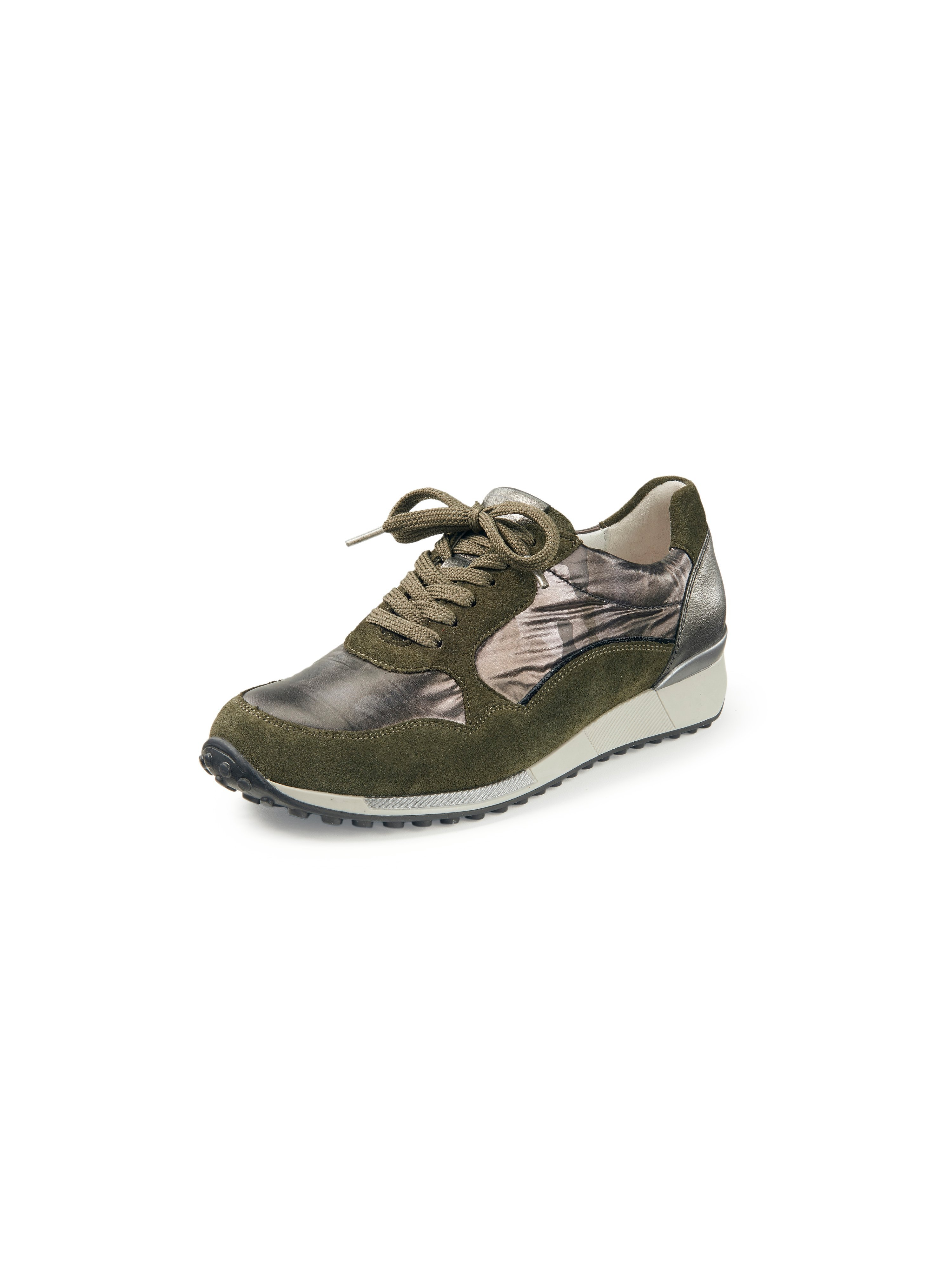 Sneakers Van Waldläufer groen