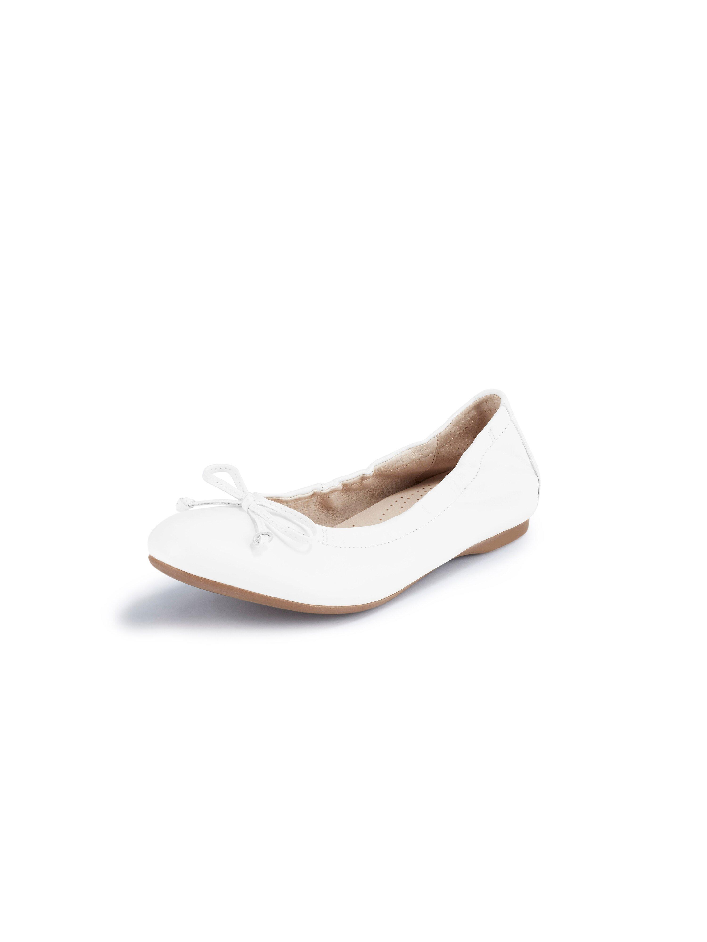 Ballerina Van Gabor wit