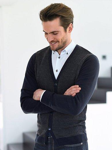 Louis Sayn - Vest van 100% scheerwol