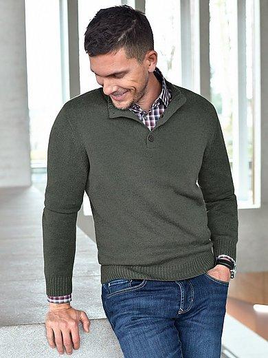 Louis Sayn - Pullover aus 100% Baumwolle