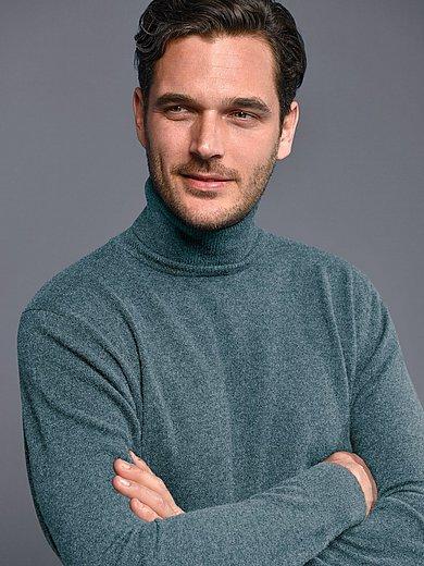 Peter Hahn Cashmere - Pullover aus 100% PREMIUM Kaschmir Modell Roland
