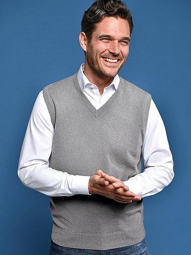 Peter Hahn Cashmere - Pullunder aus 100% PREMIUM Kaschmir Modell Peter