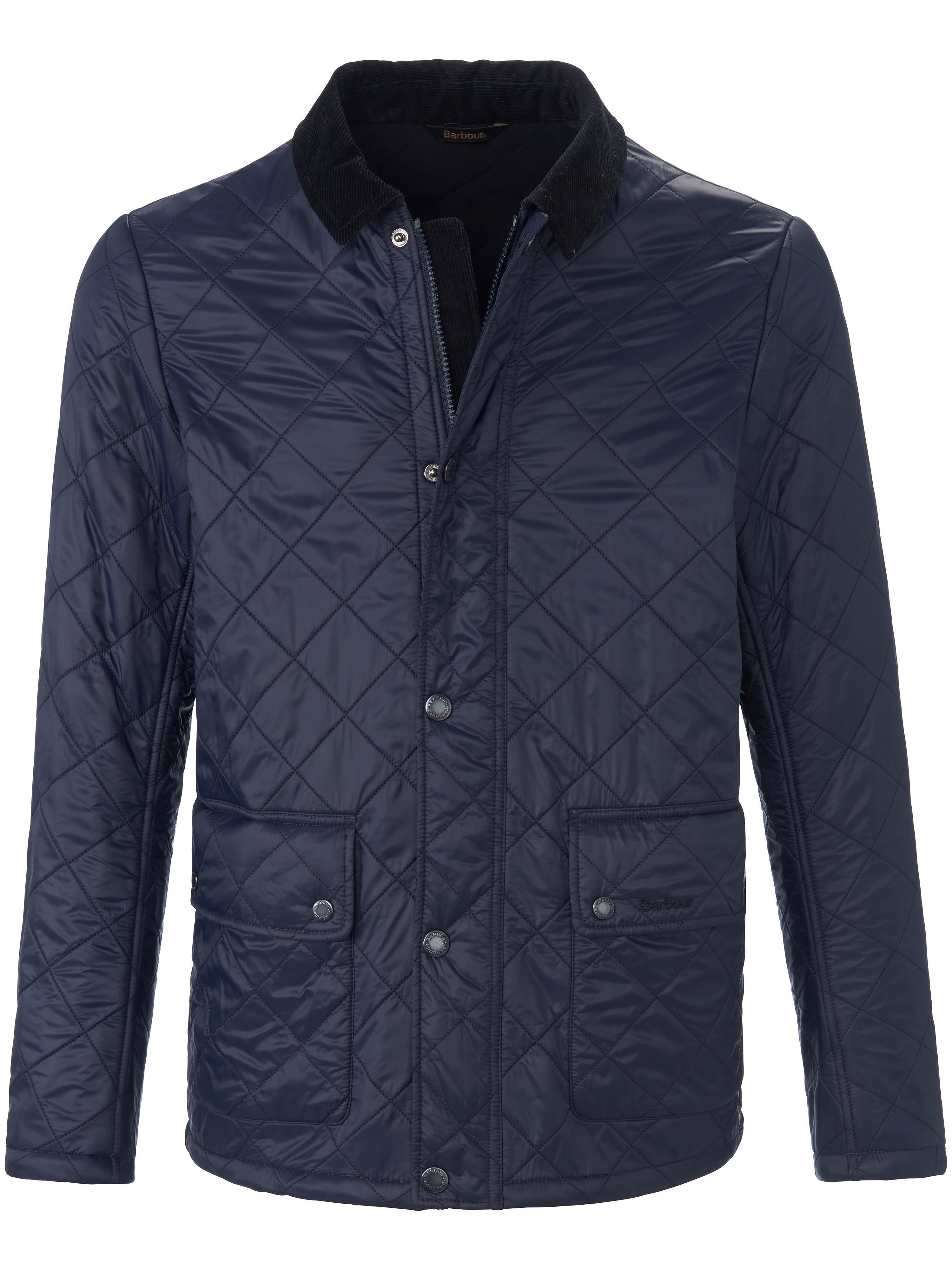 Quilted jacket Barbour blue