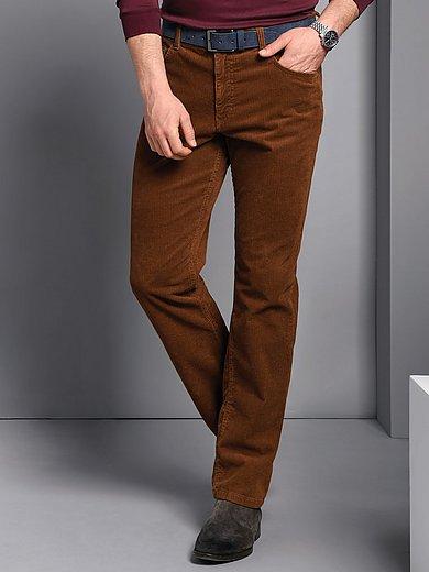 Brax Feel Good - Le pantalon Comfortable Fit modèle Cooper Fancy