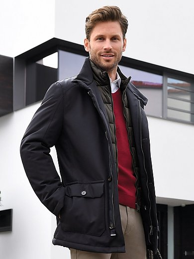 Pierre Cardin - Jacke in 2-in-1-Optik