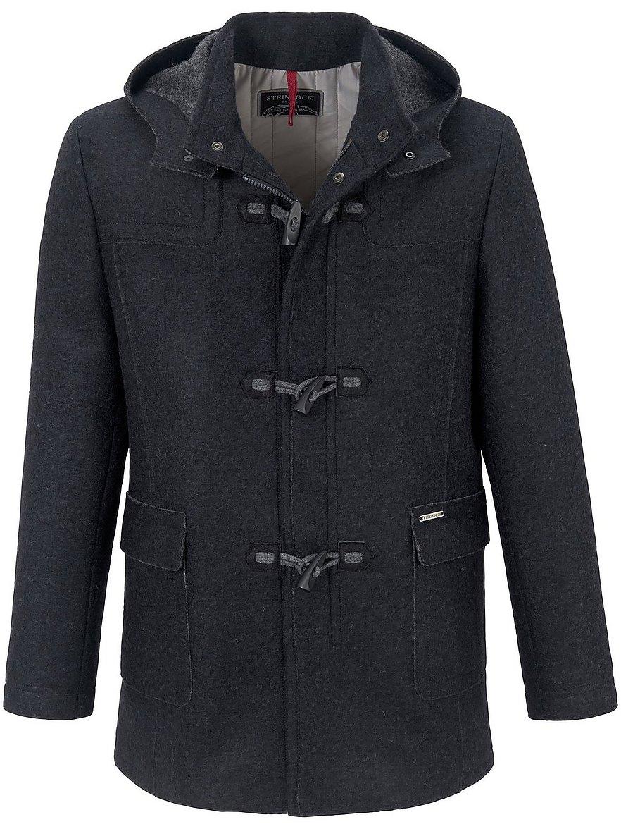 Walk-Dufflecoat Steinbock blau Größe: 50 | Bekleidung > Mäntel > Dufflecoats | Steinbock