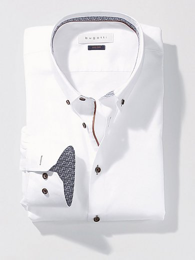 Bugatti - La chemise 100% coton