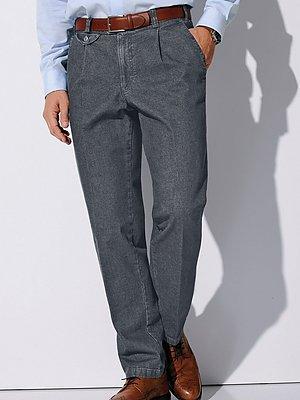 Bandplooi-jeans Van Eurex by Brax denim