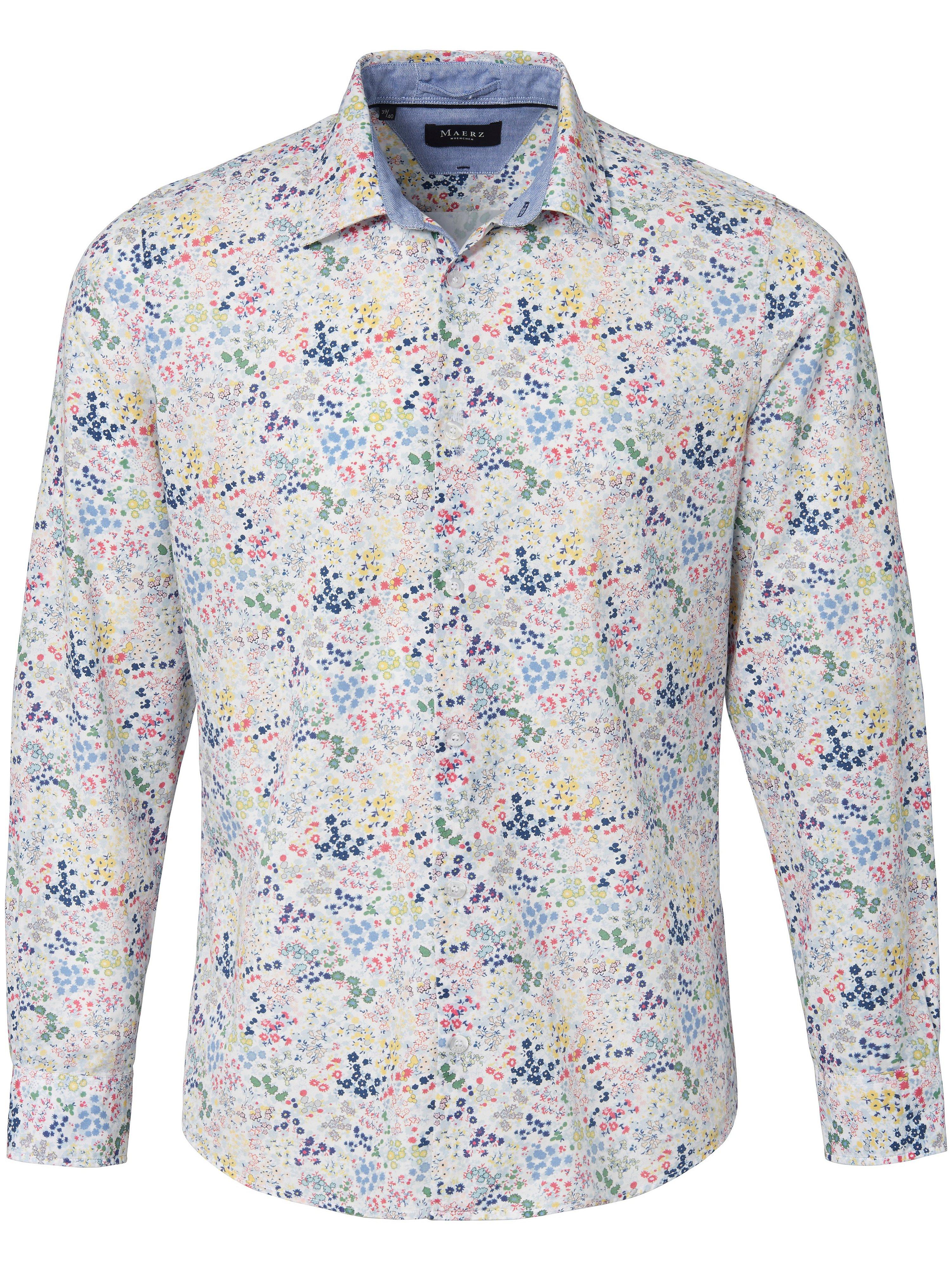 La chemise 100% coton  MAERZ Muenchen multicolore taille 43/44