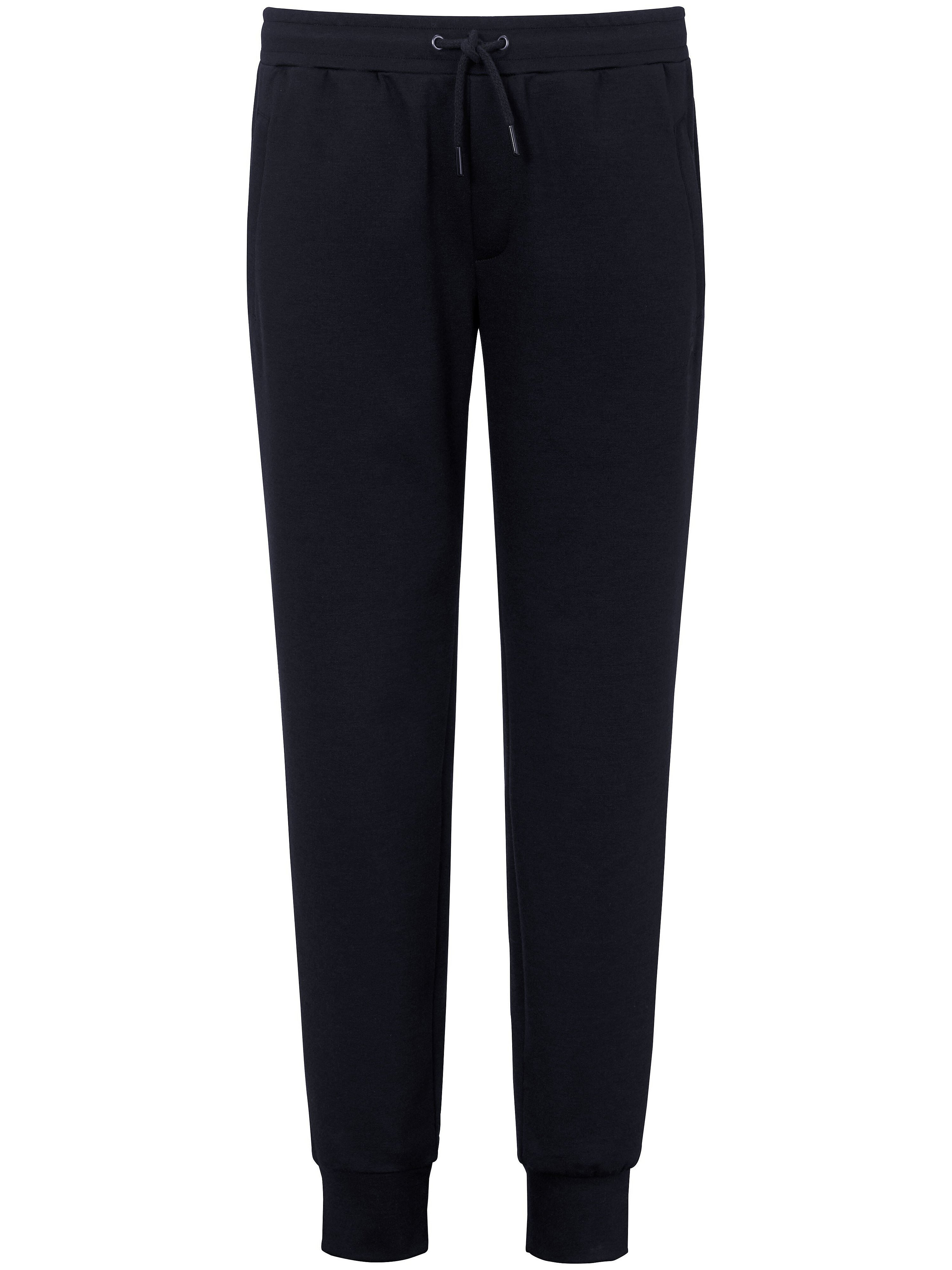Le pantalon  Authentic Klein bleu taille 25