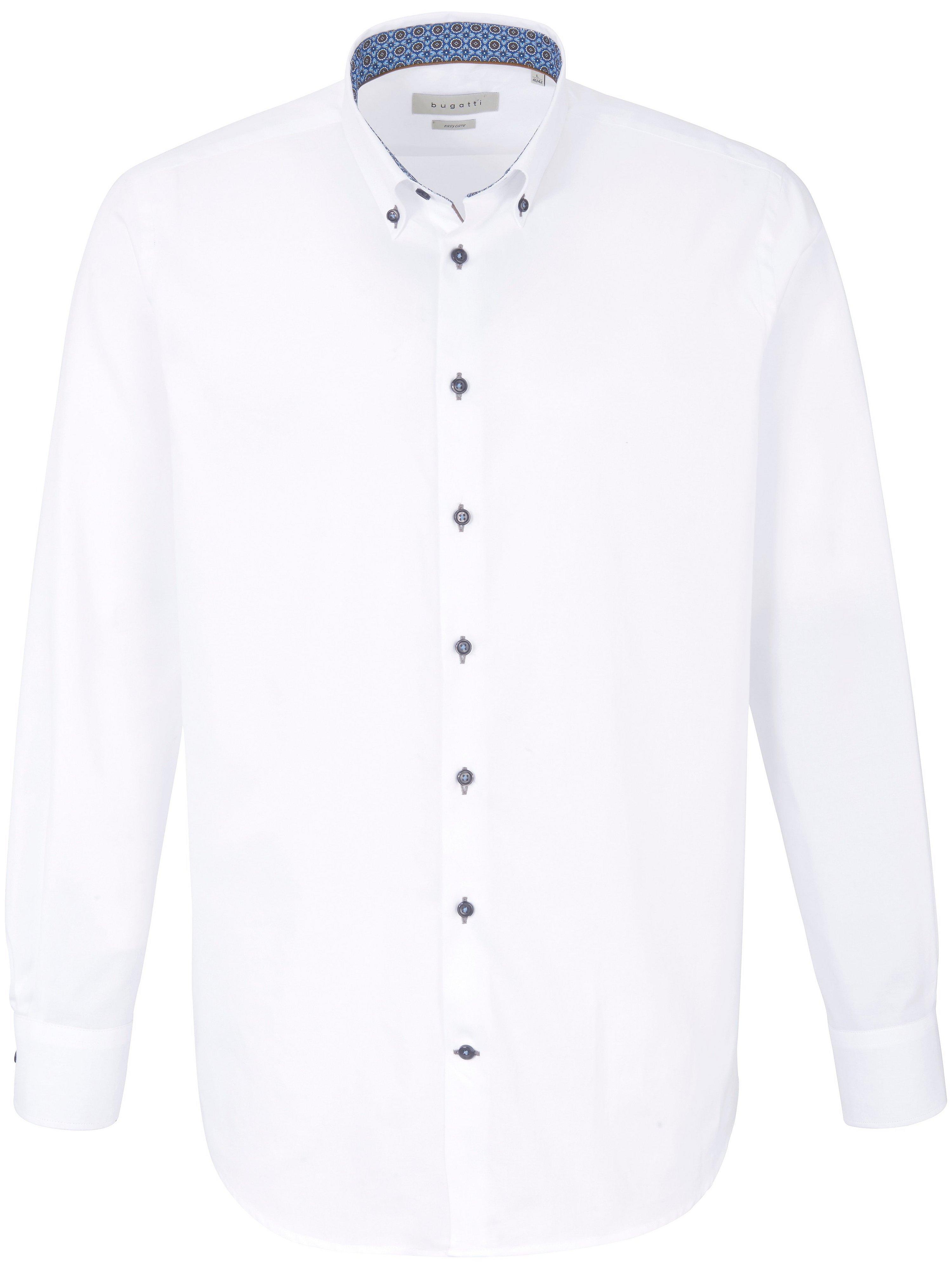 La chemise 100% coton  Bugatti blanc taille 39/40