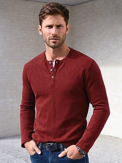 CALAMAR - Le T-shirt manches longues 100% coton