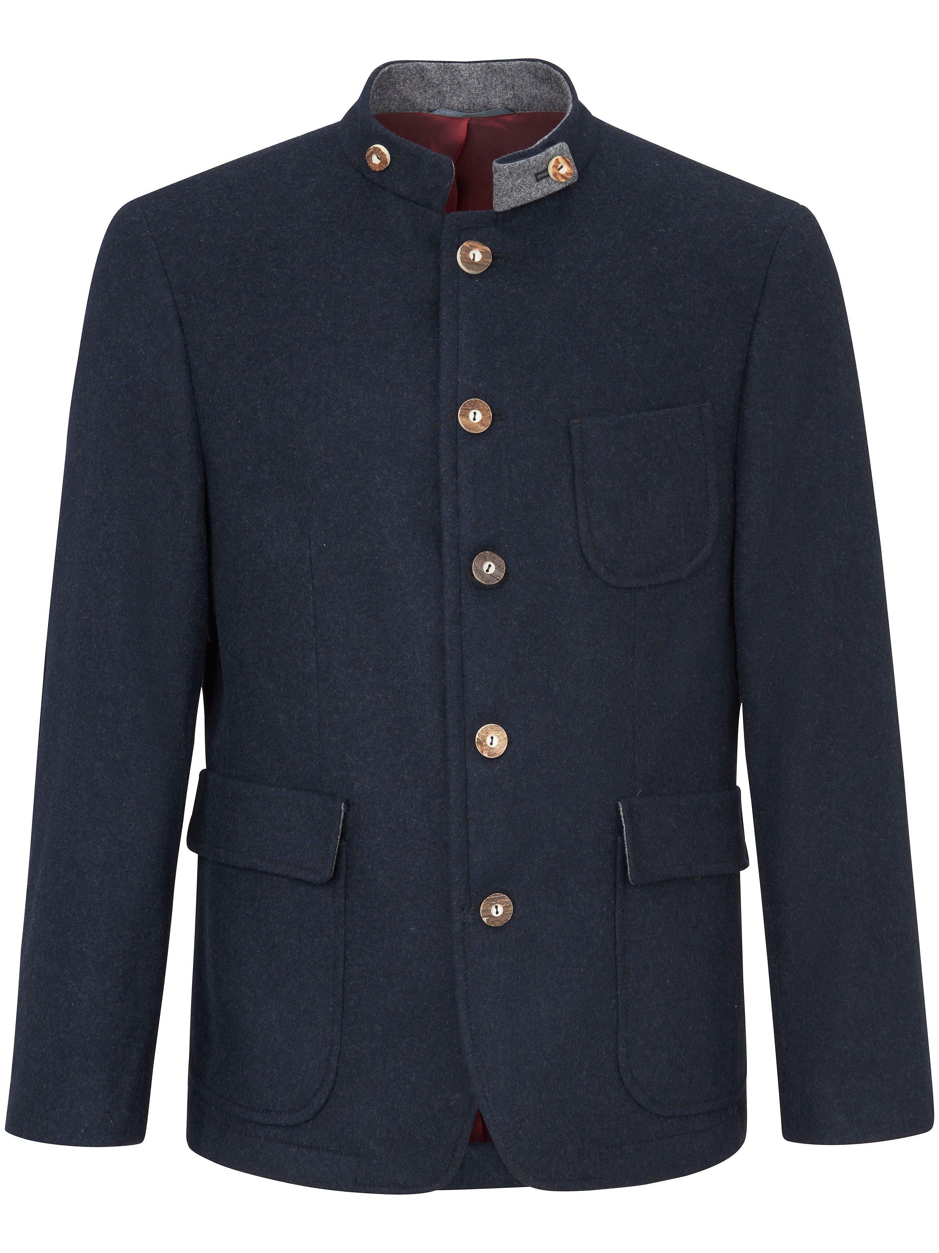 La veste  Lodenfrey bleu taille 52