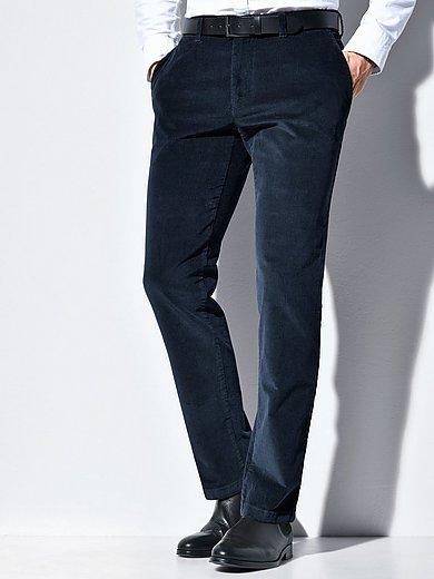 Brax Feel Good - Le pantalon en velours fines côtes modèle Evans