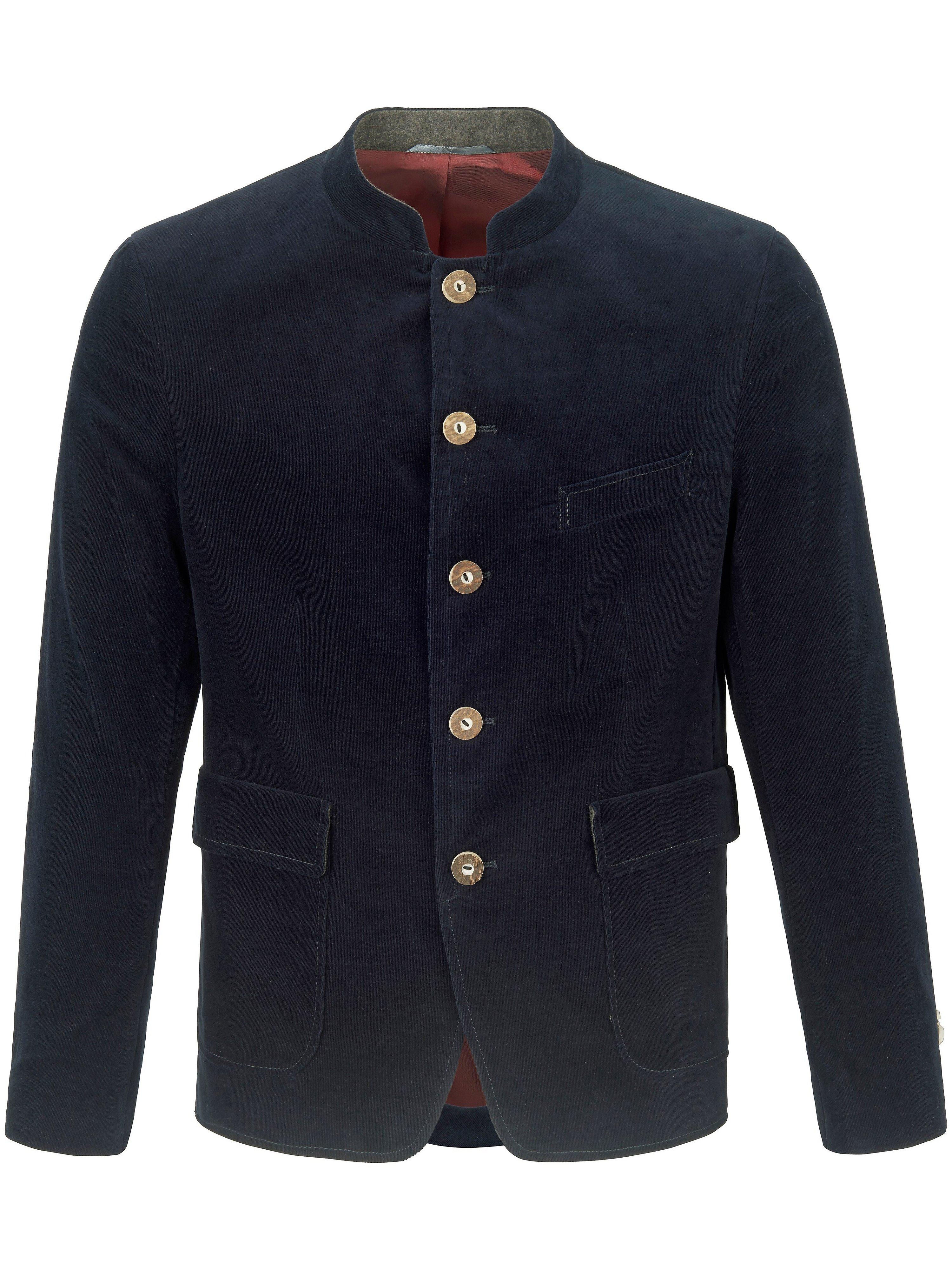 La veste  Lodenfrey bleu