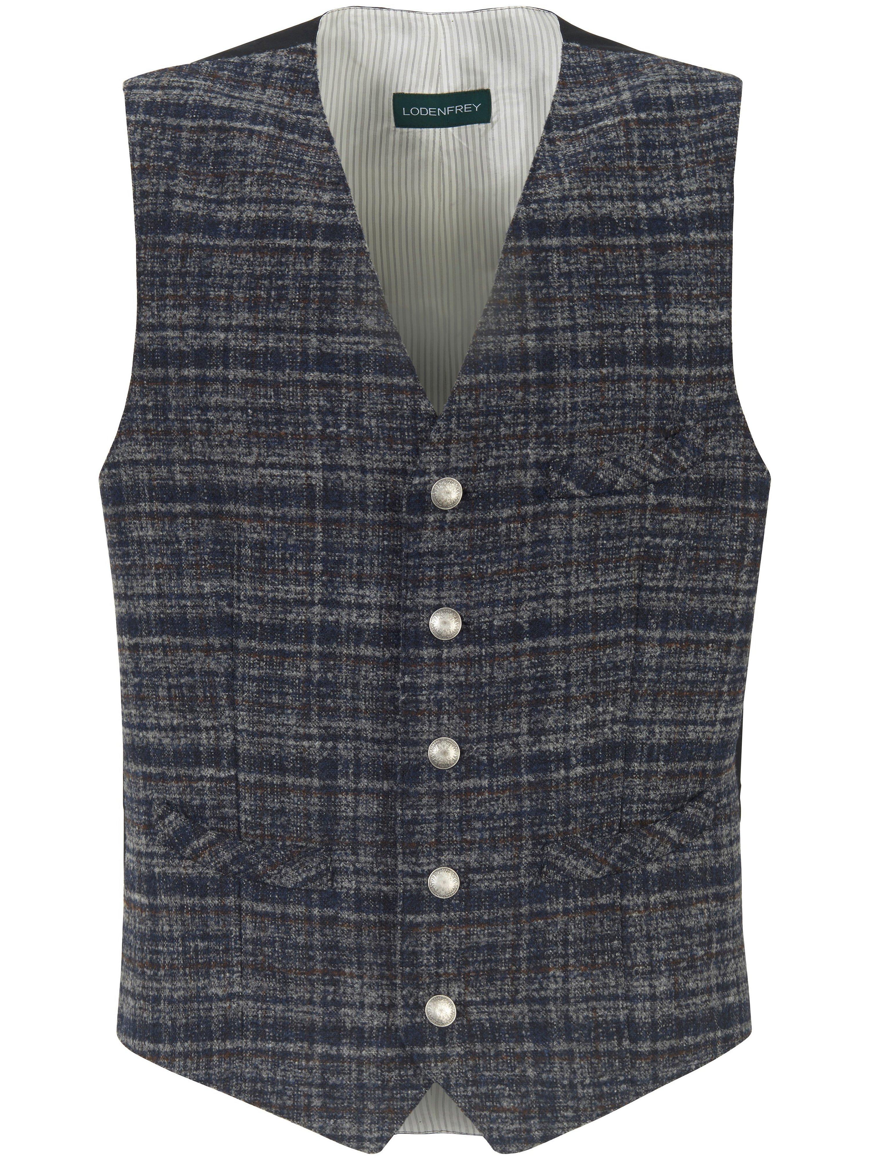 Le gilet costume  Lodenfrey gris taille 54