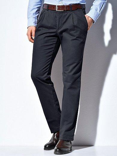 Eurex by Brax - Le pantalon chaud à pinces modèle Luis