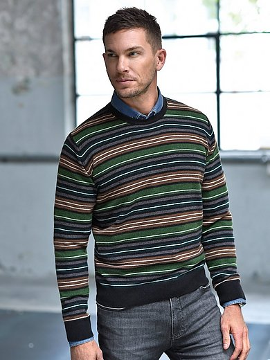 Louis Sayn - Rundhals-Pullover aus 100% Lambswool