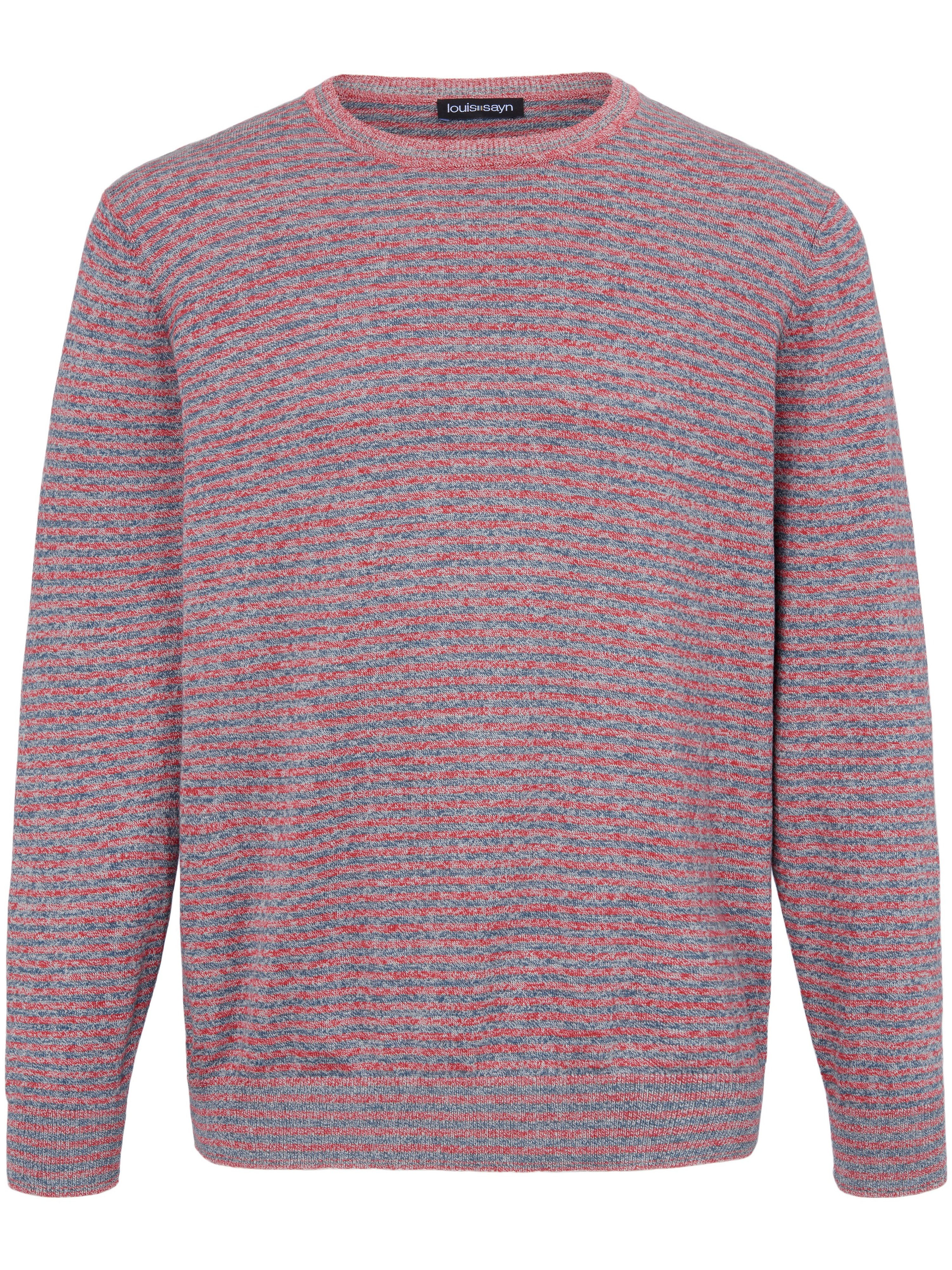 louis sayn - Rundhals-Pullover  rot