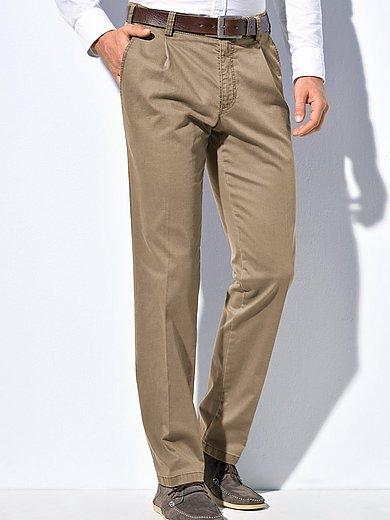 Eurex by Brax - Bundfalten-Color-Denim-Jeans
