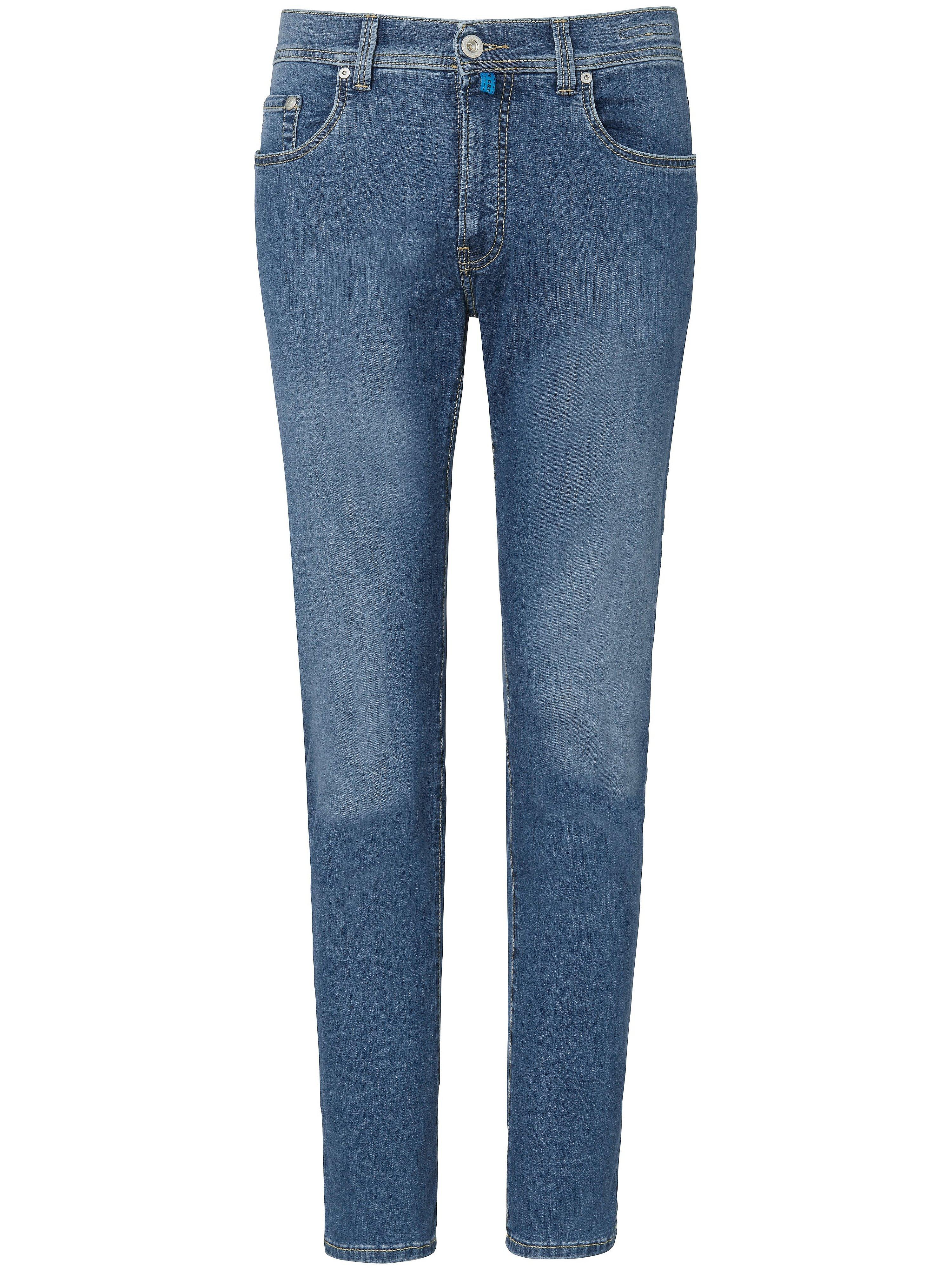 Jeans model Lyon Tapered van FutureFlex-denim Van Pierre Cardin denim