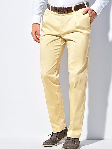 Eurex by Brax - Le pantalon à pinces modèle Luis