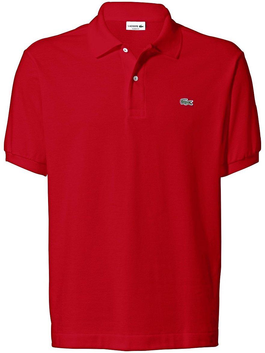 lacoste - Polo-Shirt  rot Größe: 58